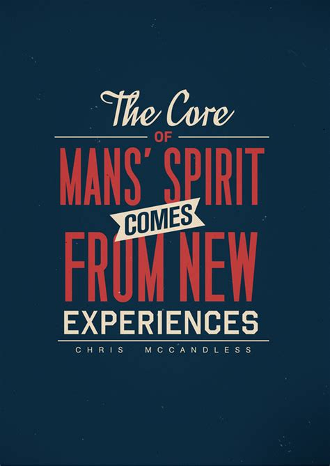 design poster quotes typography inspiration 211 from up north