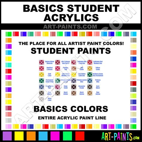 basic colors for acrylic painting ideas learn the basic acrylic painting techniques for