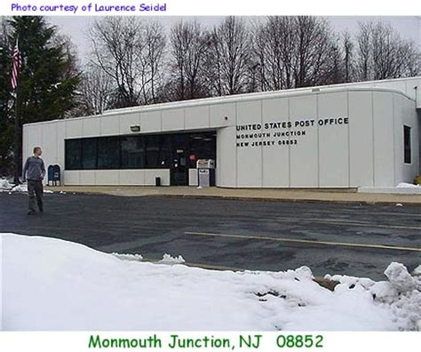 Monmouth Post Office by New Jersey Post Offices