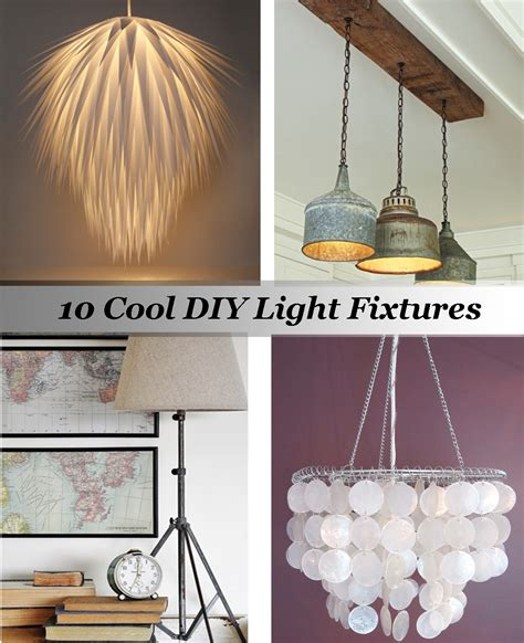 diy rustic light fixtures lighting archives the honeycomb home