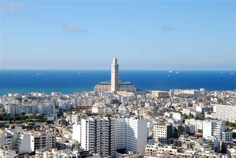 immagine casa casablanca morocco tourist destinations