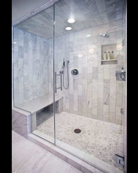 Carerra Marble Custom Steam Shower Master Bath Pinterest | carerra marble custom steam shower master bath