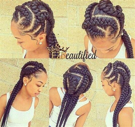 nice hairdos for the summer ghana braids ghana braid styles and ghana on pinterest