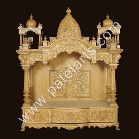buy beautiful wood temple exporter supplier