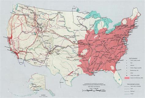map of american cus did westward expansion cause the civil war evolutionistx