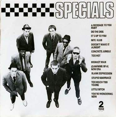 the specials album wikipedia