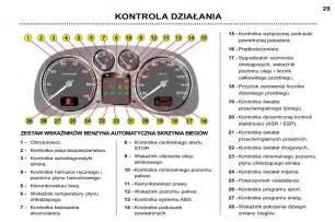 Peugeot 307 Handbook Manual Peugeot 307 Sw Peugeot 307 Sw Instrukcja Page 25 Pdf