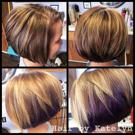 dirty blonde bob hairstyle with peek a boo highlights dirty blonde bob hairstyle with peek a boo highlights