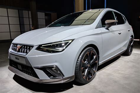 cupra ibiza prototype shown  launch   performance