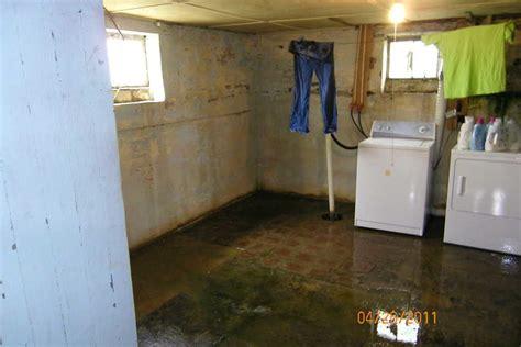 woods basement systems inc photo album oblong il wet