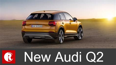 Smallest Audi by New Audi Q2 Smallest Crossover Will Be Launched In India