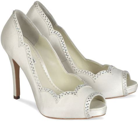 Bridal Elegance Wedding Shoes: Comfortable Designer Bridal