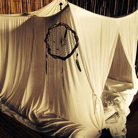 Bohemian Bed Canopy by Bohemian Canopy Bed With Catcher Bedroom