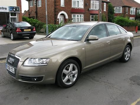 Radstand Audi A6 by All About Audi A6 2 0 Tdi 2006 From Features To