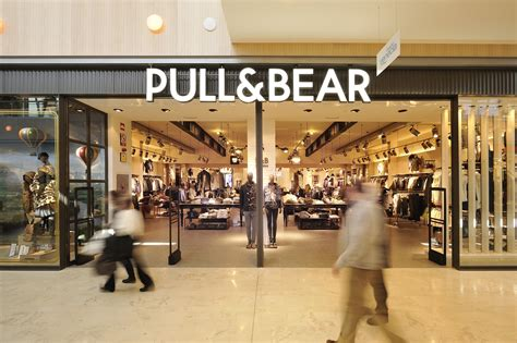 pulan bear ropa pull and bear y el mecanismo drop point