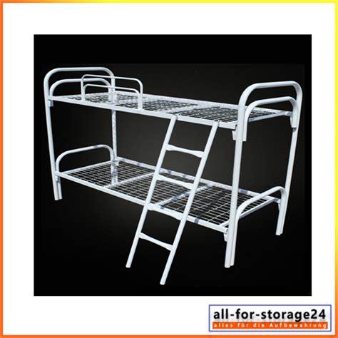 Gute Betten Günstig Kaufen by Etagenbett Km240 Metallbett Mit Lattenrost Komplett