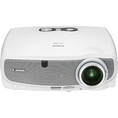 Proyektor Canon canon lv7365 lcd multimedia projector 2472b002 b h photo