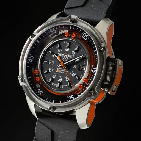 russian space mars swiss automatic russian space agency black sturmanskie touch of modern