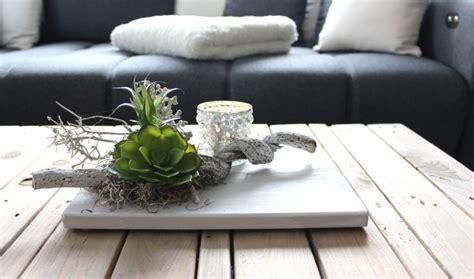 Wohnung Herbstlich Dekorieren by Nat 252 Rlich Dekorieren Tischdeko