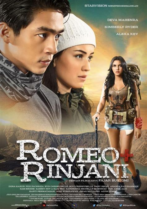 film full movie indonesia 2015 romeo rinjani movie poster 1 of 2 imp awards