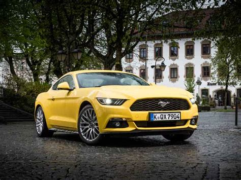 2016 best selling car ford mustang is the best selling sports car in 2016