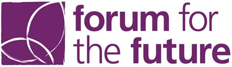 For The by Forum For The Future