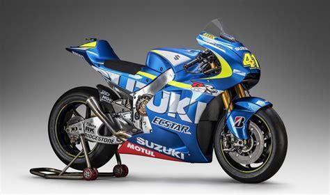 Suzuki Rr Team Suzuki Reveal Gsx Rr Tech Specs