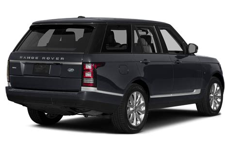 land rover range 2015 land rover range rover price photos reviews