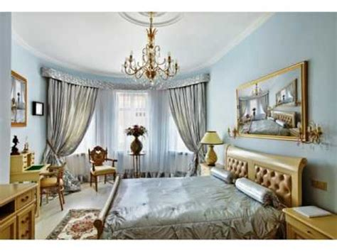 silver  gold bedroom youtube