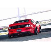 Liberty Walk Wide Body Ford Mustang Revealed