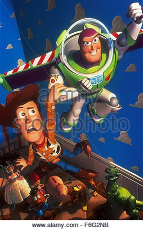 film cartoon with the voice of woody allen toy story 1995 animated buzz lightyear woody tysy 013