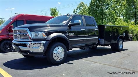 2019 Dodge 5500 For Sale by 2018 Ram 5500 Laramie Cummins 6 Speed Manual Commercial