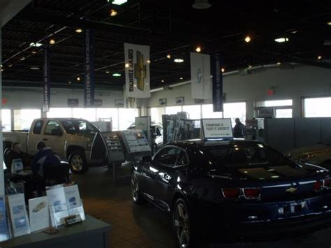 lakeside chevrolet warsaw in 46582 car dealership and