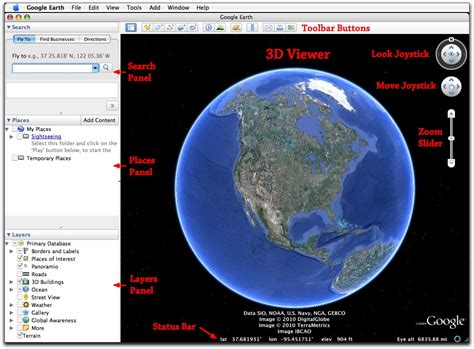 google images viewer intro to google earth
