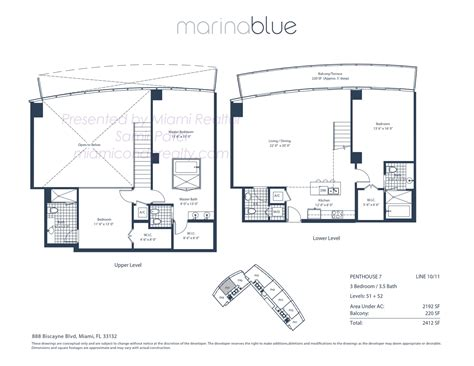marina blue floor plans marina blue floor plans marina blue condos 888 biscayne