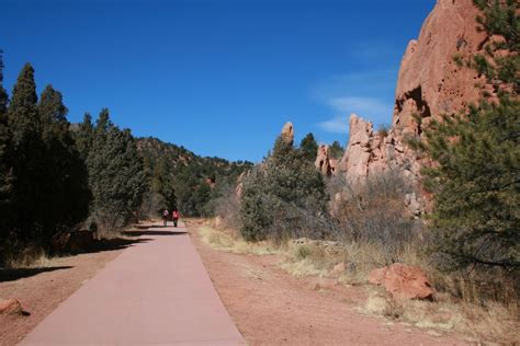 Garden Of The Gods Easy Hikes 5 Hiking Trails In Colorado Springs