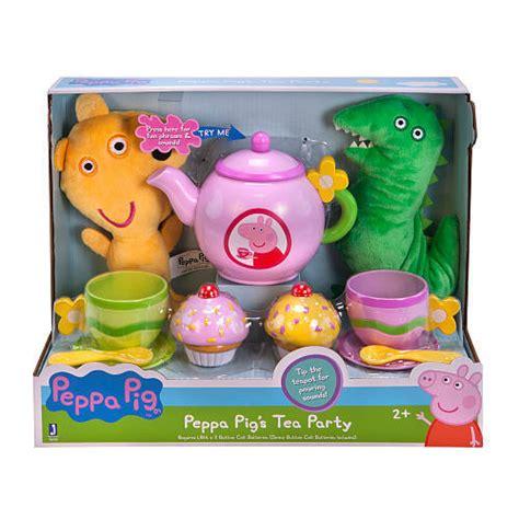 Peppa Pig Princess Peppas Tea peppa pig peppa s tea set 11 with sounds new 2016 ebay