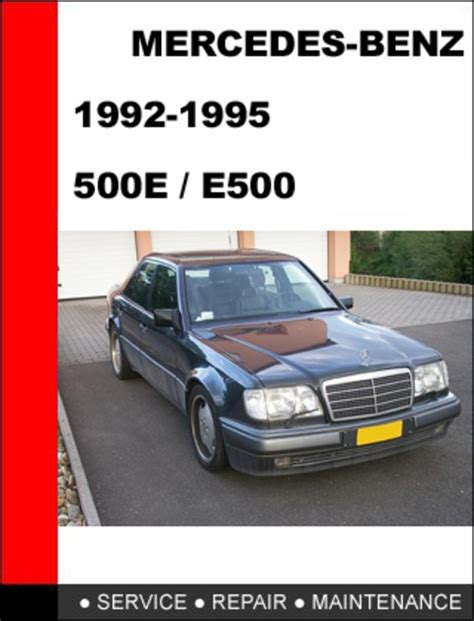 old car repair manuals 1993 mercedes benz 500e auto manual mercedes benz 500e e500 1992 1995 service repair manual download