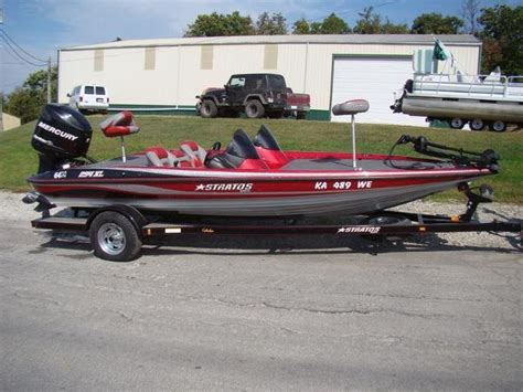 stratos boats gear stratos 294 xl boats for sale