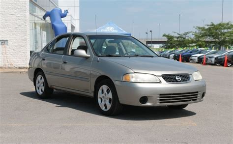 2003 nissan sentra for sale hyundai vaudreuil used cars nissan sentra 2003 for sale
