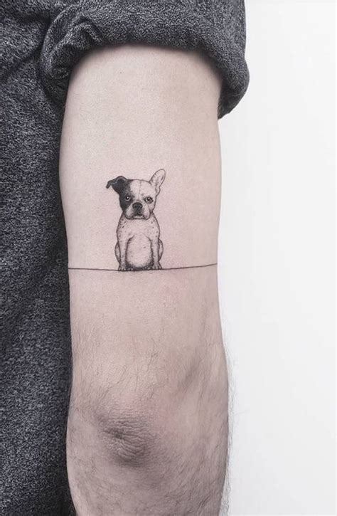 small dog tattoos 253 best ink images on ideas time