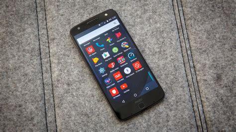 Motorola Moto Z 1 motorola moto z review a modular phone that just clicks