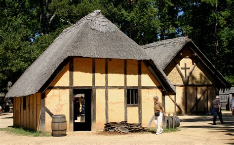what were settlement houses related keywords suggestions for jamestown settlement houses