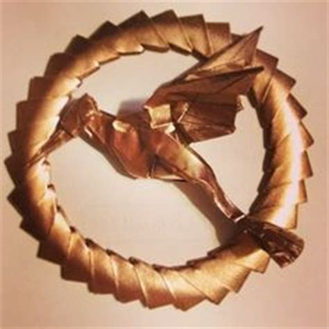 Origami Mockingjay - 1000 images about hunger fan on