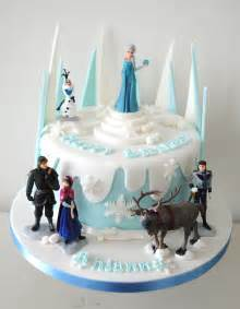 disney frozen birthday cake cupcakes