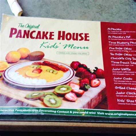 portage pancake house chicken fingers and fries dinner at the original pancake house 1445 portage ave
