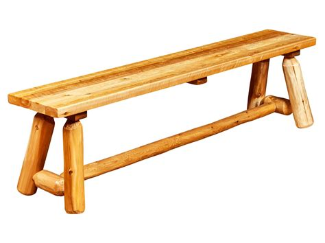 bench rustic 5 5 rustic wood bench benches entertainment leisure