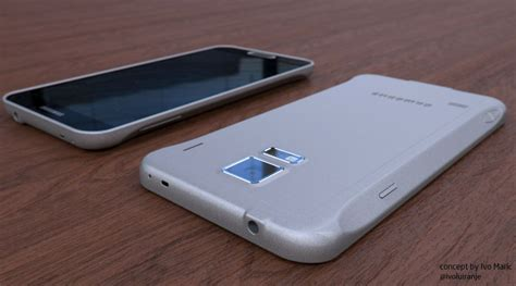 samsung f phone this samsung galaxy f s5 premium concept looks almost real