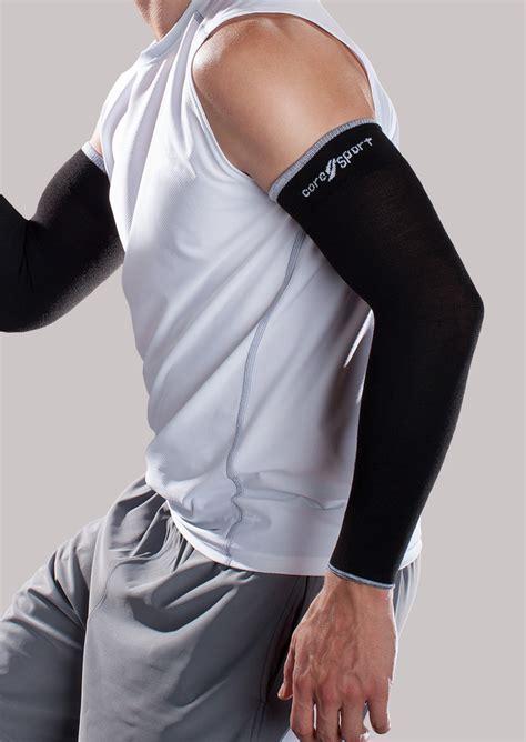 Compression Arm Sleeves mild compression arm sleeve compression support hose