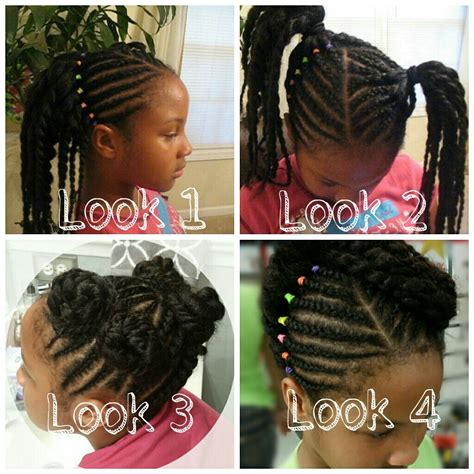 9 year old little girl hair braided witb weave top 5 little girl hairstyles for summer brown girls style